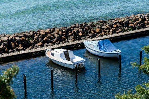 Harbor in Dragor