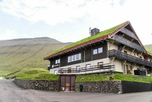 Places to stay in the Faroe Islands