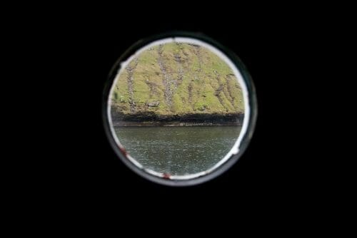 Ferry in the Faroe Islands
