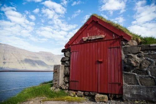 Bathrooms in the Faroe Islands