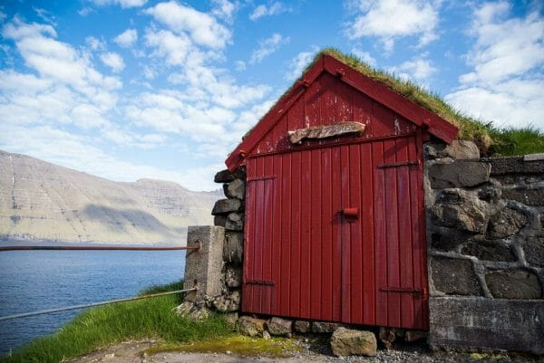 Faroe Islands Mikladalur