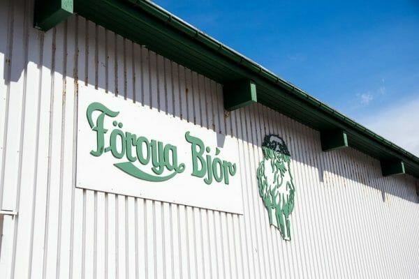 Faroe Islands brewery
