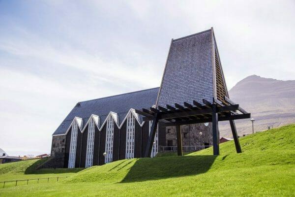 Klaksvik church