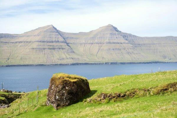 Faroe Islands mountains