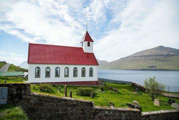 Kunoy church