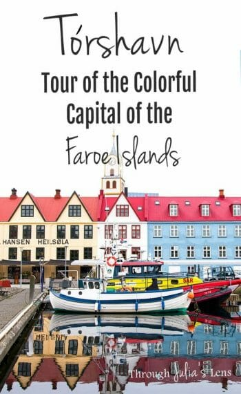 One Day in Tórshavn: Walking Tour of the Colorful Capital of the Faroe Islands