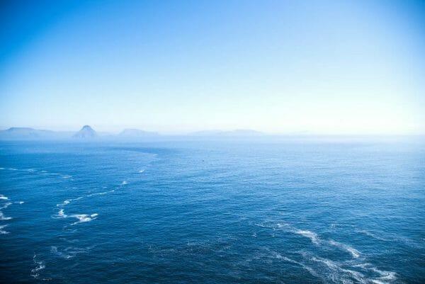 Faroe Islands ocean view