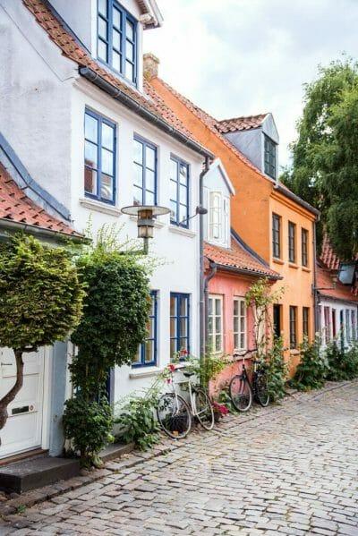 Møllestien in Aarhus