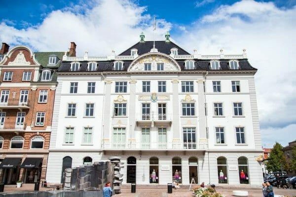 Victorian architecture in Aarhus