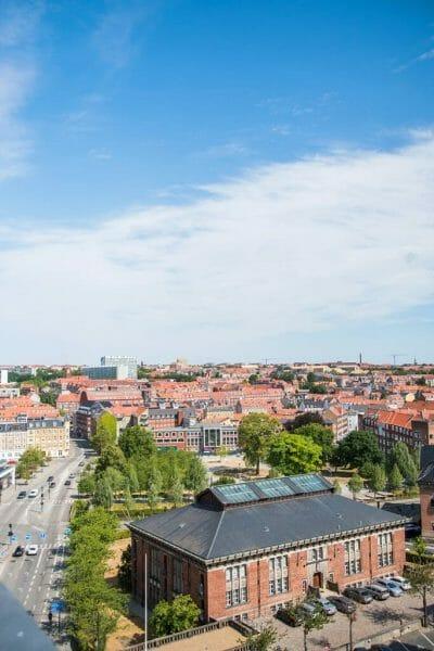 View of Aarhus