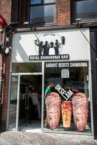 Aarhus shawarma