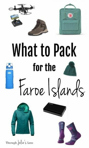 What to Pack for the Faroe Islands (Including What I Should Have Packed!)