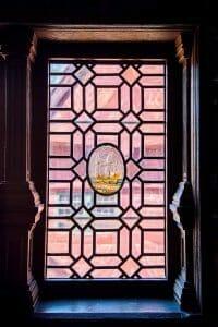 Stained glass window Aarhus