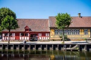 Old Town Aarhus