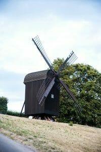 Windmill in Aarhus
