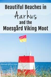 Beautiful Beaches in Aarhus and the Moesgård Viking Moot