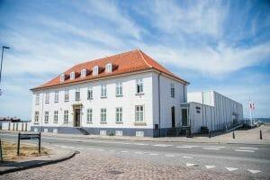 Museum in Ebeltoft, Denmark