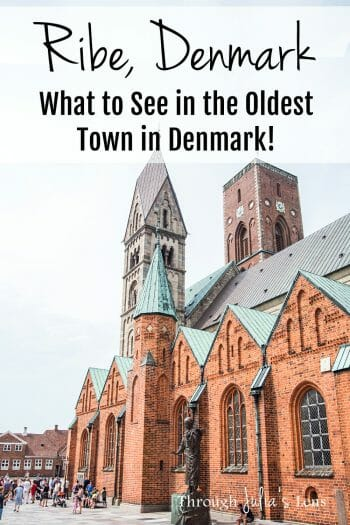 Ribe, Denmark: Visiting the Oldest Town in Denmark and Exploring the Beautiful Walking Streets!