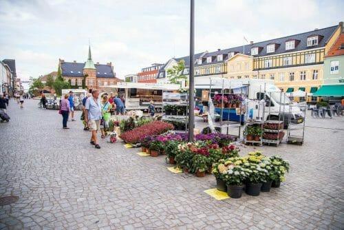 Downtown Silkeborg