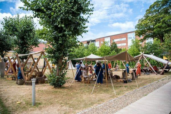 Silkeborg Museum Viking market