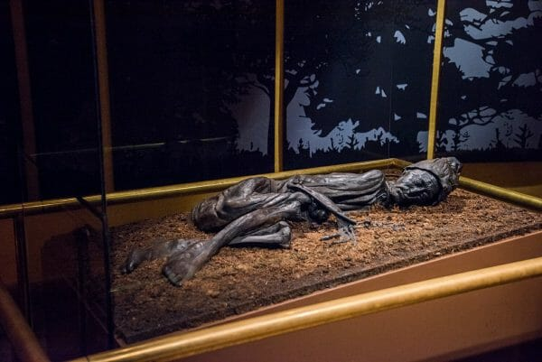 Silkeborg Museum Tollund Man