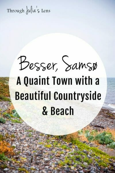 Besser, Samsø: A Quaint Town with a Beautiful Countryside & Beach in Denmark