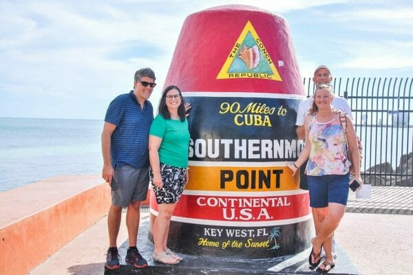 Southernmost point in the USA