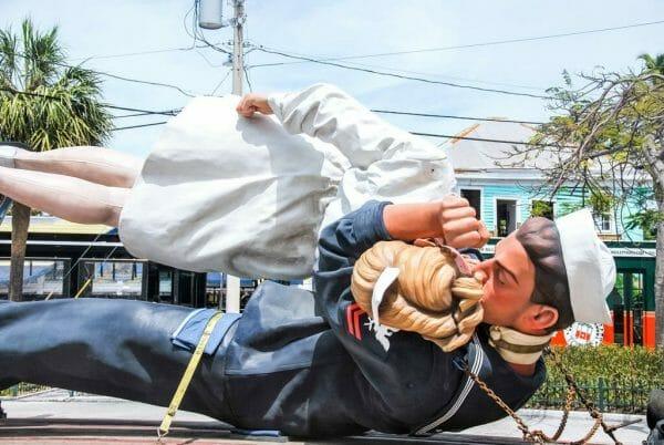 Key West statues