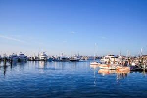 Harbor in Key West, Florida