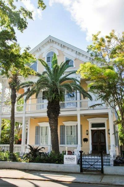 Key West historic house