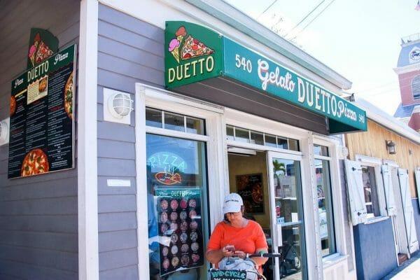Gelato in Key West