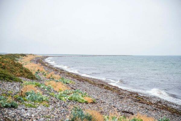 Beach in Samsø