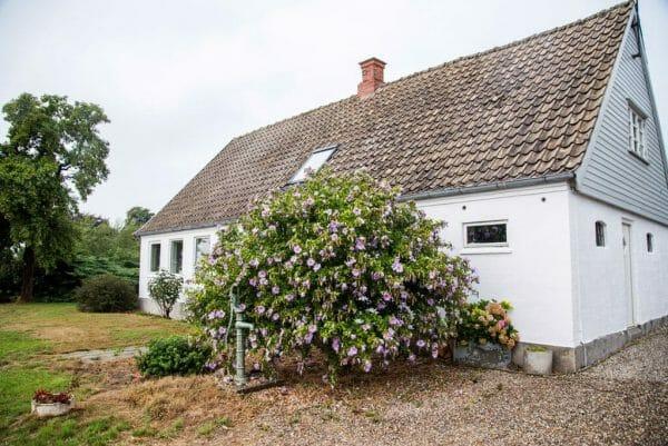Danish farm house