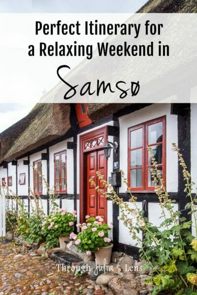Perfect Itinerary for a Relaxing Weekend in Samsø (and How to Learn from My Mistakes!)