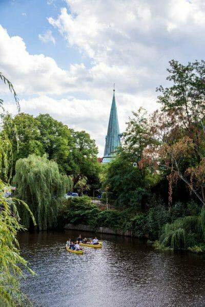 Seelemannpark in Hamburg