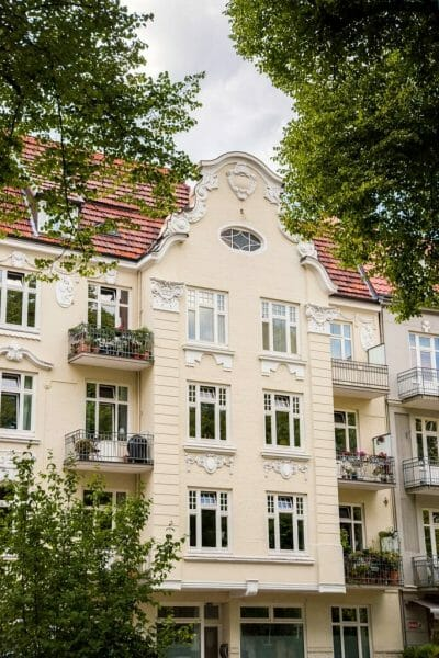 Art nouveau architecture in Germany