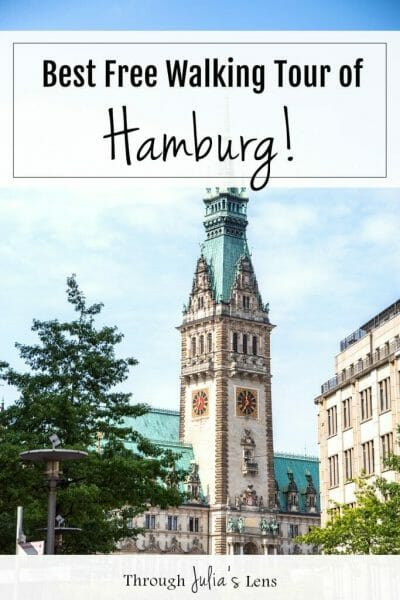 Free Walking Tour of Hamburg, Germany: The Best Way to See the Beautiful Old Town!
