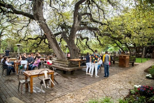 Salt Lick Cellars in Austin