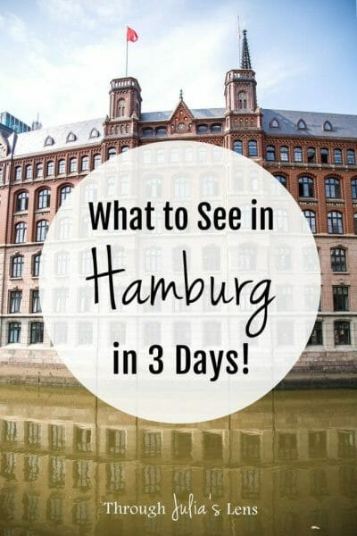 From Chocolate Tours to the Beatles-Platz: What to Do in Hamburg, Germany in 3 Days
