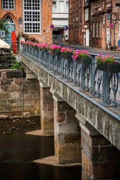 Bridge in Luneburg