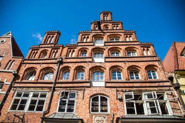 Historic German architecture