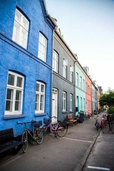 Olufsvej in Copenhagen