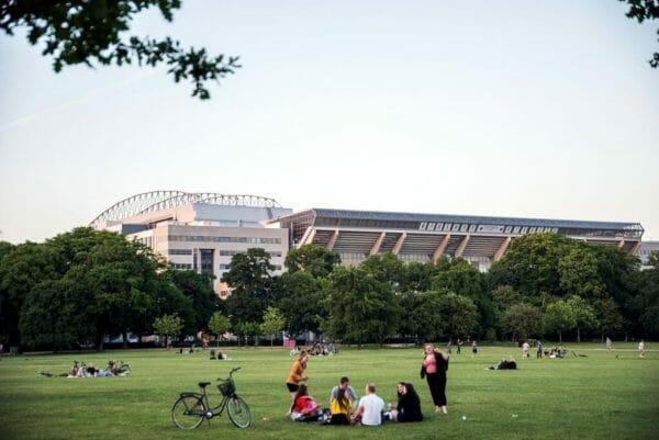 Stadium at Fælledparken