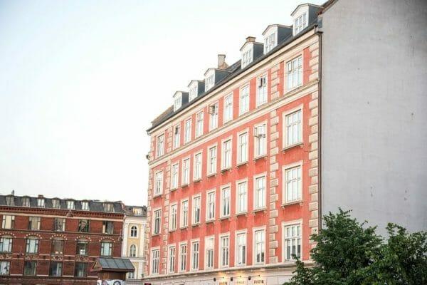 Historic architecture in Østerbro