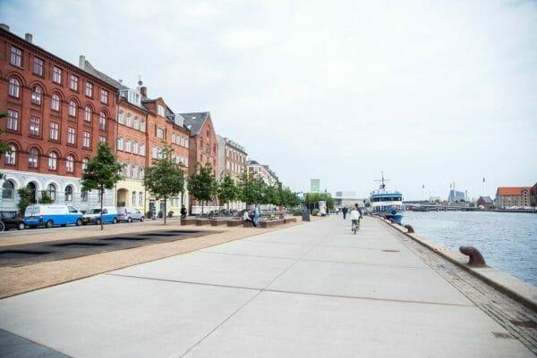 Copenhagen Harbor