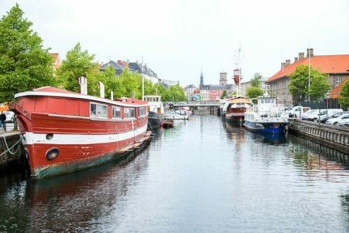Harbors in Copenhagen