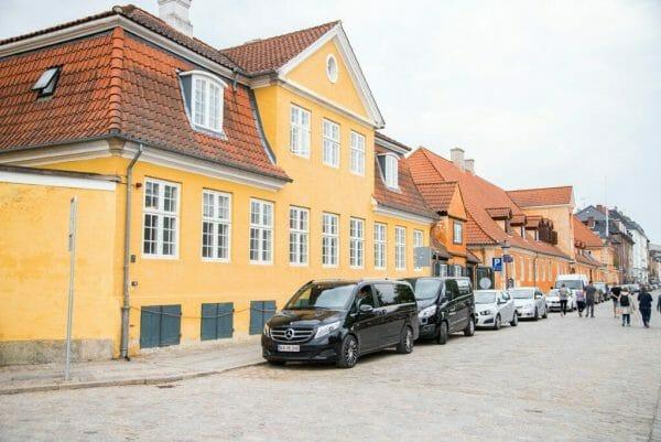 The Stable Boy's House in Copenhagen