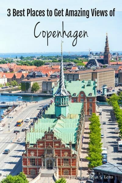 The 3 Best Places to Get Amazing Views of Copenhagen, Denmark