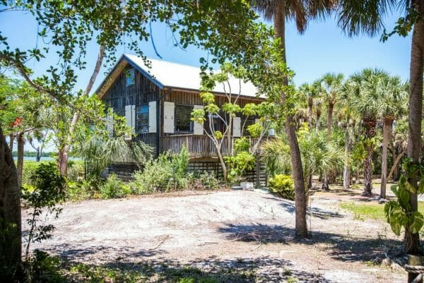 Cabin on Cabbage Key, Florida