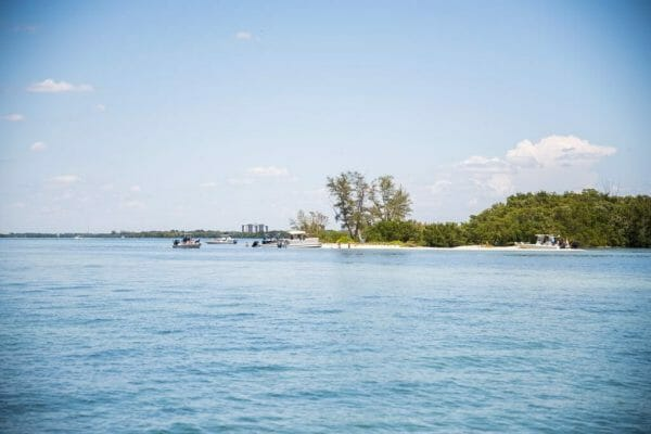Boat ride to Cabbage Key